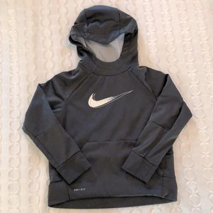 Nike Boys Hoodie.  SZ S